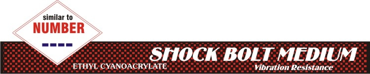 SHOCK BOLT - Medium